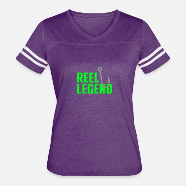 Aksis Reel Legend - Women's Vintage Sport T-Shirt