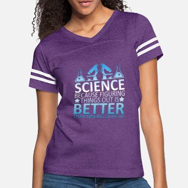 Science Geek Science Geek Gift Shirts - Women's Vintage Sport T-Shirt