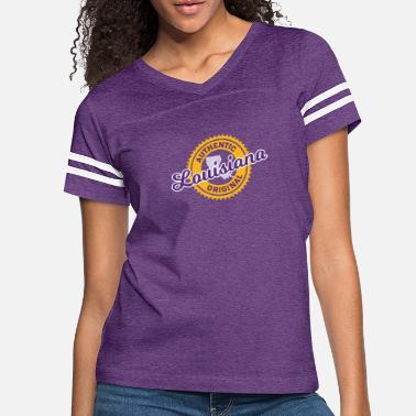 Quarter LA authentic original - Women's Vintage Sport T-Shirt