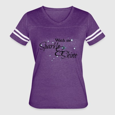 Sparkle and Shine - Women's Vintage Sport T-Shirt