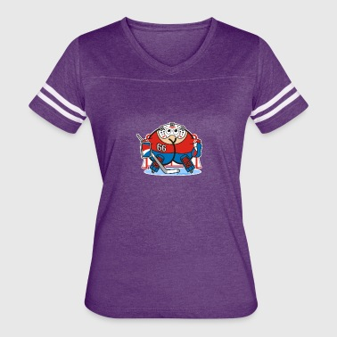 Assmex ice hockey goalie - Women's Vintage Sport T-Shirt
