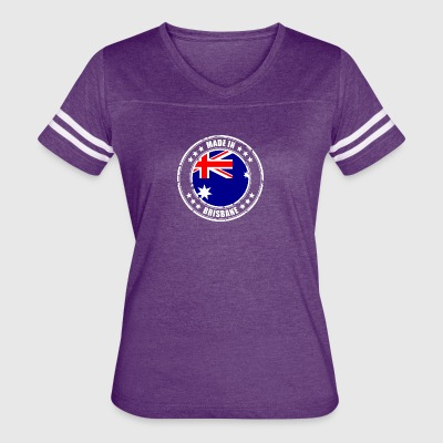MADE IN BRISBANE - Women's Vintage Sport T-Shirt