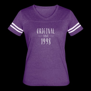 Original since 1998 - Born in 1998 - Women's Vintage Sport T-Shirt