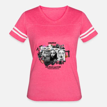 Youtube Creator creators collection - Women's Vintage Sport T-Shirt
