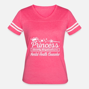 Licensed Mental Health Counselor Mental Health Counselor - Women's Vintage Sport T-Shirt