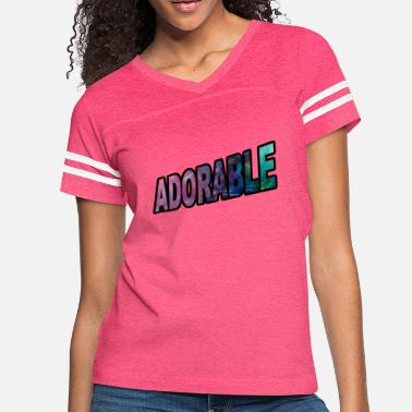 Adorable Adorable - Women's Vintage Sport T-Shirt