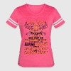 I'm not Just A Taurus! - Women's Vintage Sport T-Shirt