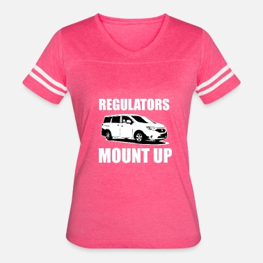 Regulation REGULATOR - Women's Vintage Sport T-Shirt