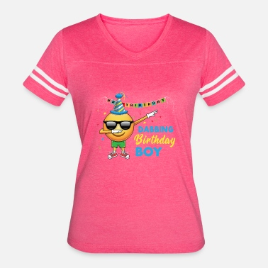 Emoticons Smily smilie - Women's Vintage Sport T-Shirt