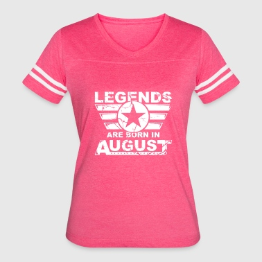 Léo Star of August - Women's Vintage Sport T-Shirt