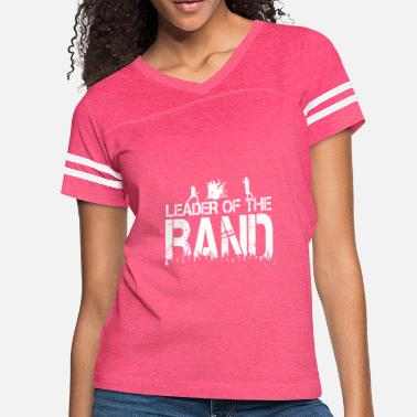 Leader Of The Band Leader of the band - Women's Vintage Sport T-Shirt
