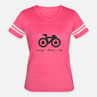 Life Energy Energy, Motion and life - Women's Vintage Sport T-Shirt