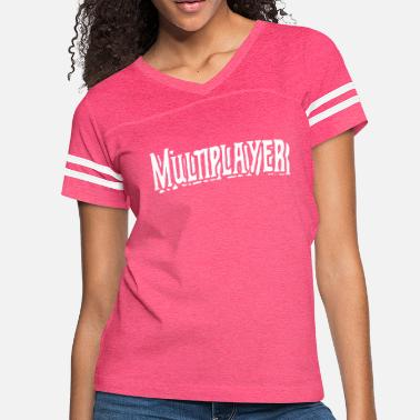 Multiplayer multiplayer - Women's Vintage Sport T-Shirt