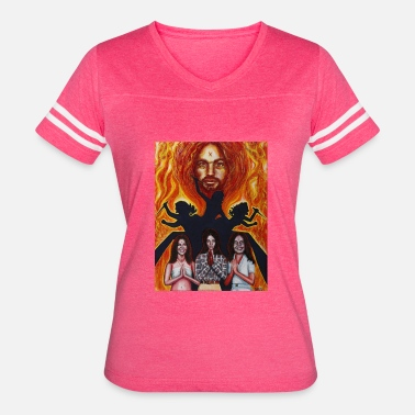 Angels Charlie's Angels - Women's Vintage Sport T-Shirt