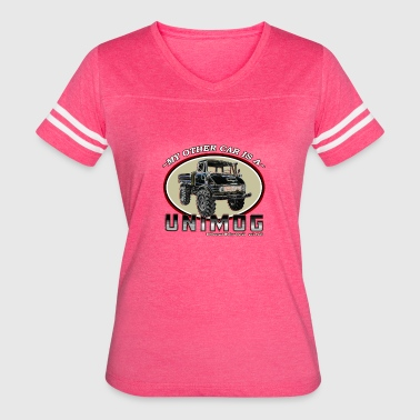 Unimog My other car is a unimog - Women's Vintage Sport T-Shirt