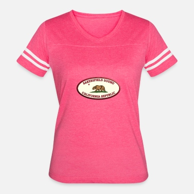 Bakersfield Bakersfield Sound Country Music - Women's Vintage Sport T-Shirt