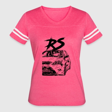 Focus Rs focus 2 rs - Women's Vintage Sport T-Shirt