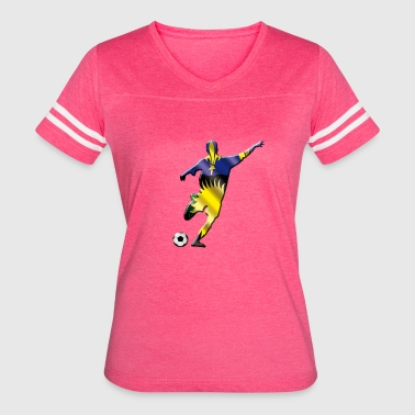 Guadeloupe - Women's Vintage Sport T-Shirt