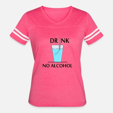 Drinking Contest DRINKING - Women's Vintage Sport T-Shirt