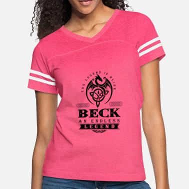 Becks BECK - Women's Vintage Sport T-Shirt