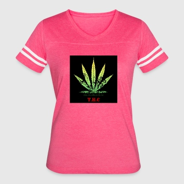 THE.HIGHER.CLUB - Women's Vintage Sport T-Shirt