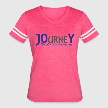Joy Of Life JOY - Women's Vintage Sport T-Shirt