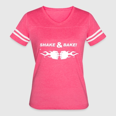 Shake And Bake Shake Bake - Women's Vintage Sport T-Shirt