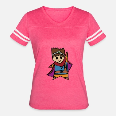 Dragon Quest bob - Women's Vintage Sport T-Shirt