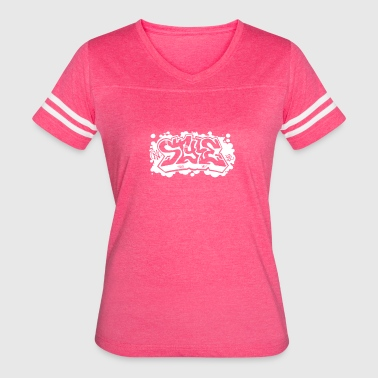 Styling style - Women's Vintage Sport T-Shirt