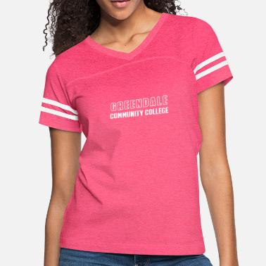 Greendale Greendale Community - Women's Vintage Sport T-Shirt