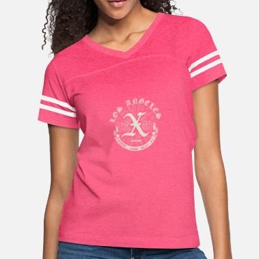 Band New Design 40 Years The X Band Best Seller - Women's Vintage Sport T-Shirt
