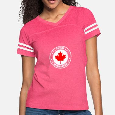 Harbour I'm from HARBOUR GRACE - Women's Vintage Sport T-Shirt