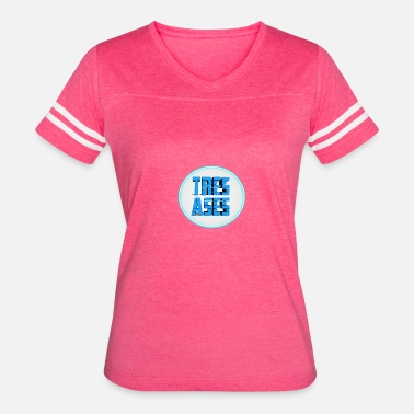 Ase tres ases - Women's Vintage Sport T-Shirt