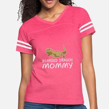 df2eea4de Bearded Dragon Bearded Dragon Mommy - Women's Vintage Sport T-Shirt.  Women's Vintage ...