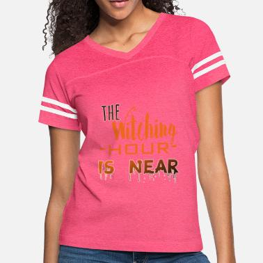 Witching Hour The Witching Hour is Near - Women's Vintage Sport T-Shirt