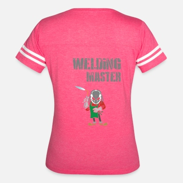 Master Collection Welding Master - Limited Edition - Women's Vintage Sport T-Shirt