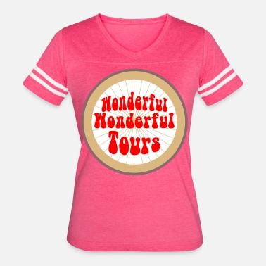 0a8eb72b8 Wonderful Wonderful Tours Women's T-Shirt | Spreadshirt