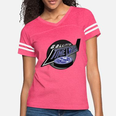 Time Lord Gallifrey Time Lords - Women's Vintage Sport T-Shirt