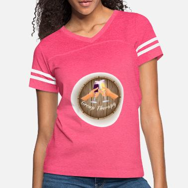 Group group therapy - Women's Vintage Sport T-Shirt