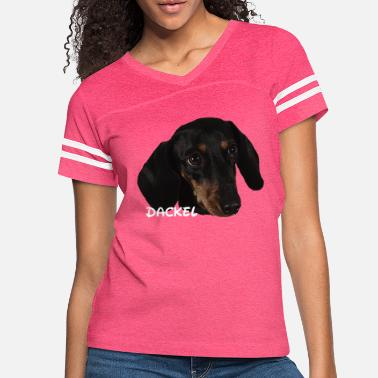 Dog Head Dog,dog head,dog face,dog breed,doge,dog lover,dog - Women's Vintage Sport T-Shirt