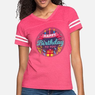 51a1b9c46 Birthday T-Shirts| Customized Birthday T-Shirts 4 - Women'