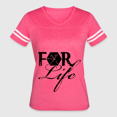EXO_For_Life - Women's Vintage Sport T-Shirt