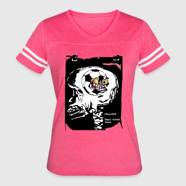 Football Fanatics - Women's Vintage Sport T-Shirt