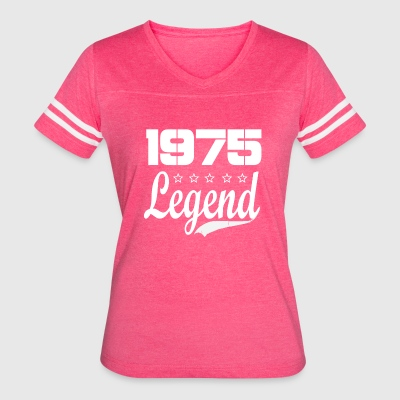 75 Legend - Women's Vintage Sport T-Shirt