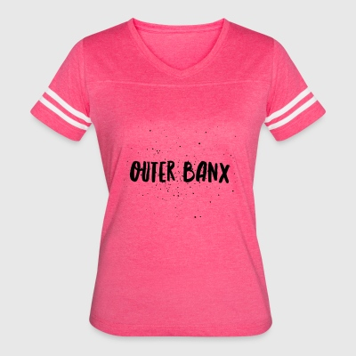 Outer Banx - Women's Vintage Sport T-Shirt