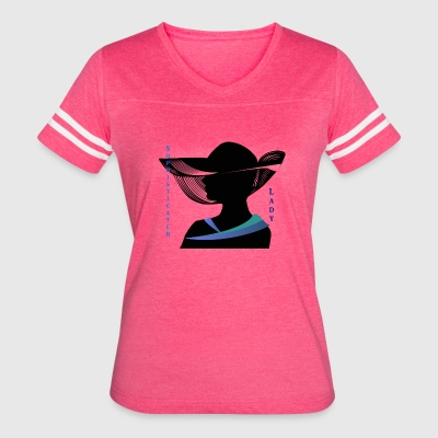 Sophisticated lady Shirt - Women's Vintage Sport T-Shirt