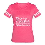 Administrative Assistant   Womenu0027s Vintage Sport T Shirt