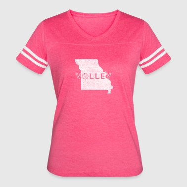 Volleyball Players of Missouri - Women's Vintage Sport T-Shirt