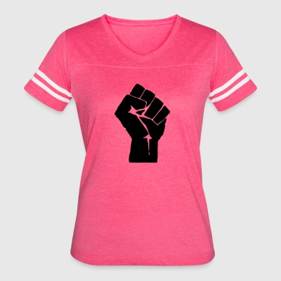 Fist - Women's Vintage Sport T-Shirt
