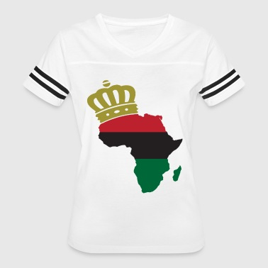 African American Pride t shirts - Women's Vintage Sport T-Shirt